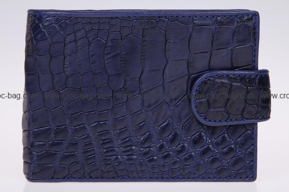 กระเป๋าสตางค์หนังจระเข้ 3531