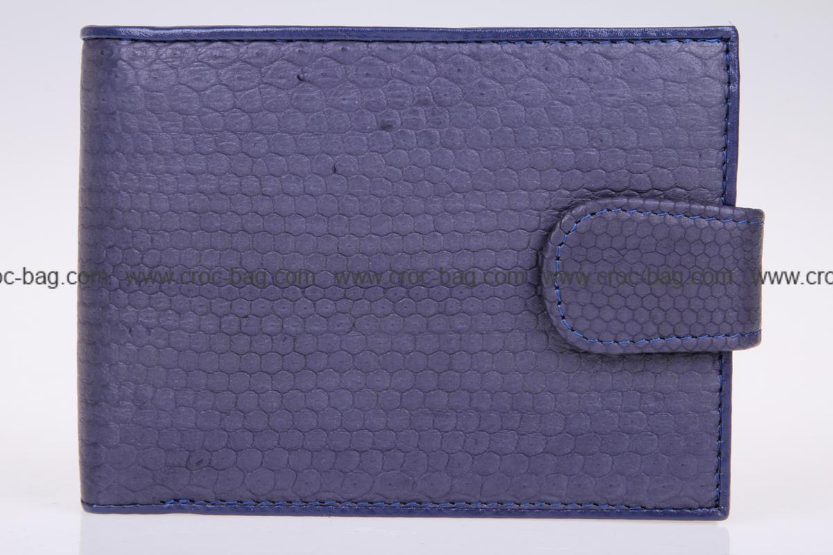 กระเป๋าสตางค์หนังงูทะเล 3547