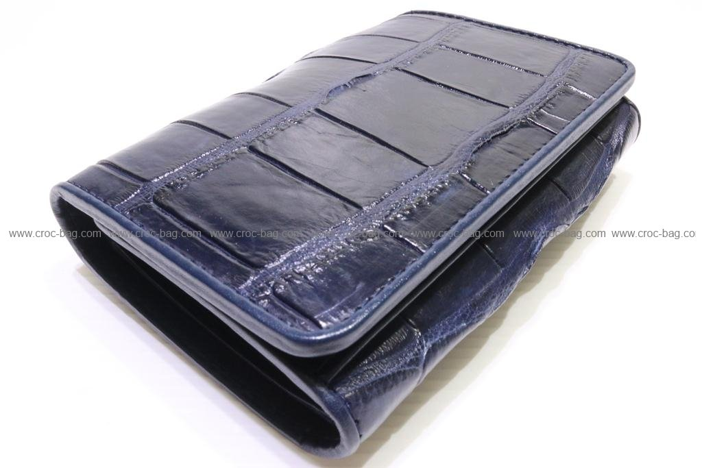 กระเป๋าสตางค์หนังจระเข้สำหรับคุณผู้หญิง 2832