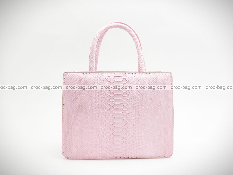 กระเป๋าหนังงูแท้  5230