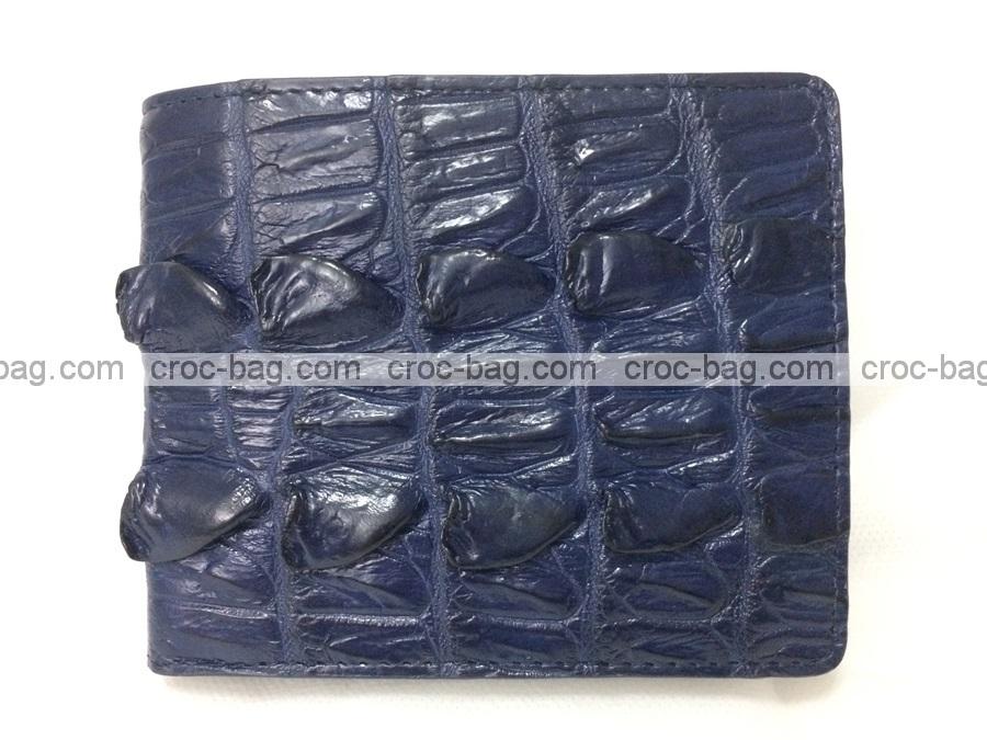 กระเป๋าสตางค์หนังจระเข้ 3691