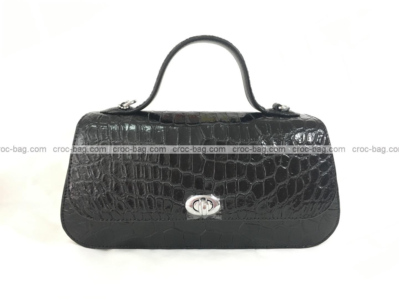 กระเป๋าหนังจระเข้ผู้หญิง 3625