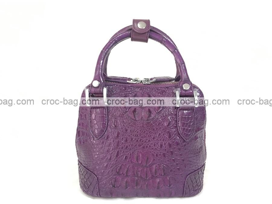 กระเป๋าหนังจระเข้ผู้หญิง 3627