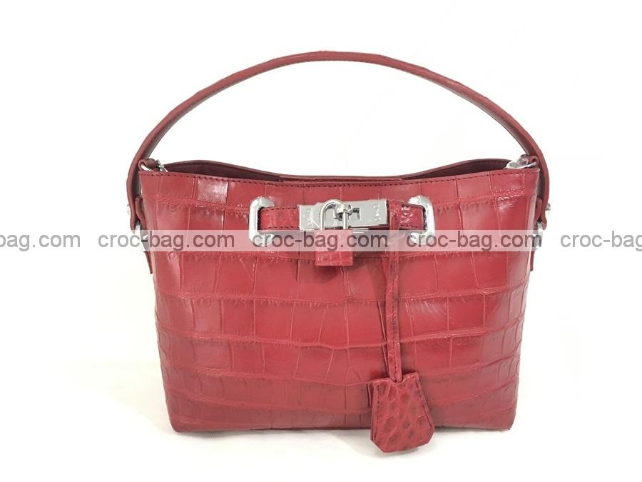 กระเป๋าหนังจระเข้ผู้หญิง 3629