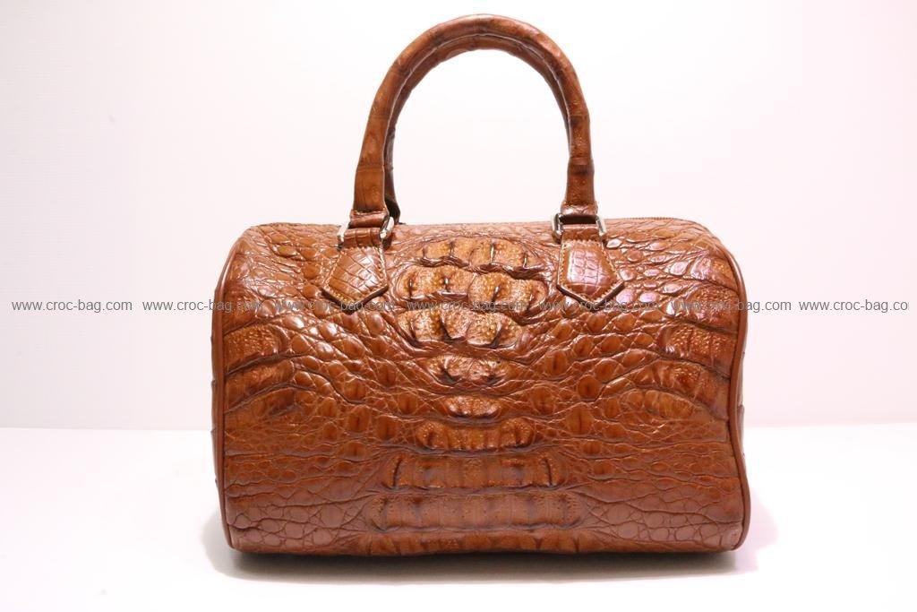 กระเป๋าถือหนังจระเข้สำหรับคุณผู้หญิง 540b