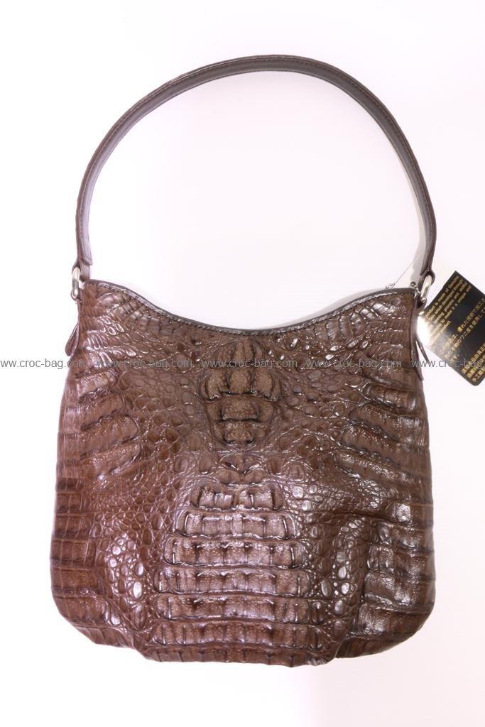 กระเป๋าถือหนังจระเข้สำหรับคุณผู้หญิง  441