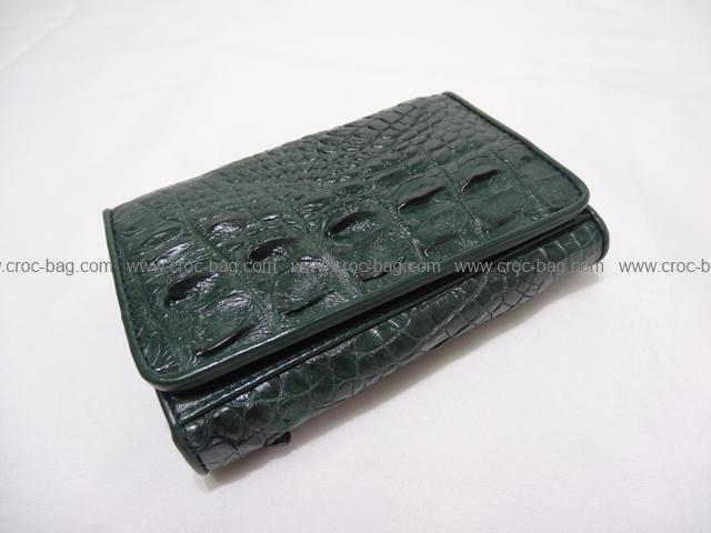 กระเป๋าสตางค์หนังจระเข้สำหรับคุณผู้หญิง 1914