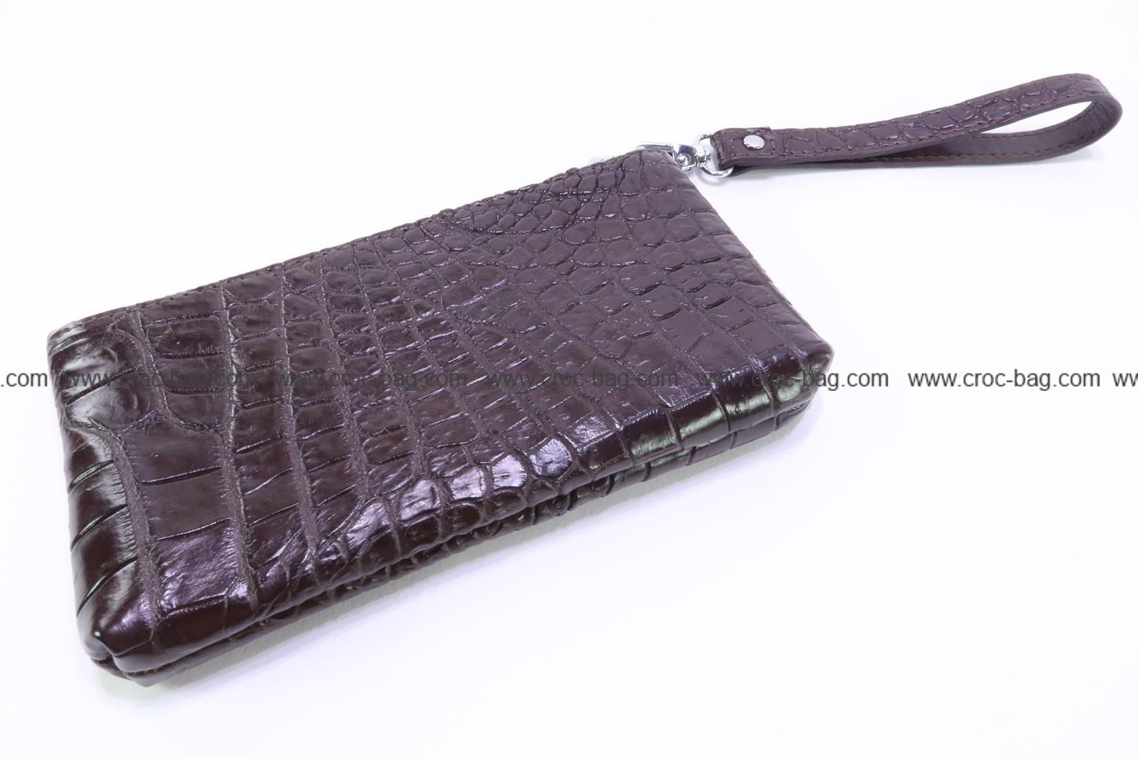 กระเป๋าหนังจระเข้ 3481