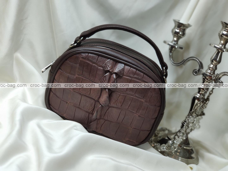 กระเป๋าหนังจระเข้สำหรับผู้หญิง 5324