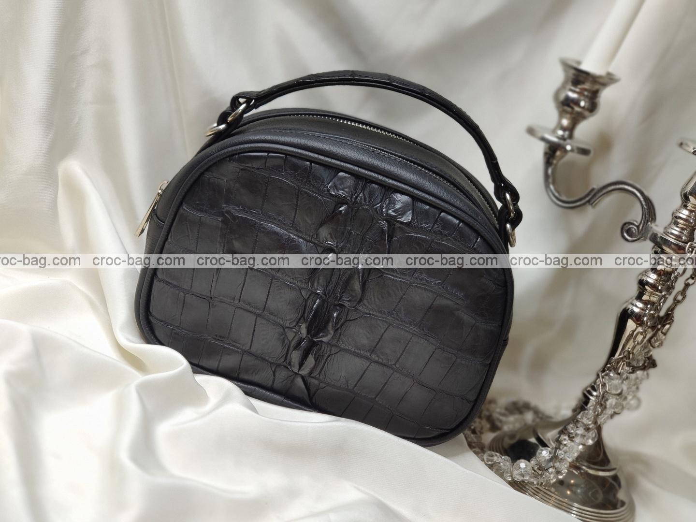 กระเป๋าหนังจระเข้สำหรับผู้หญิง 5325
