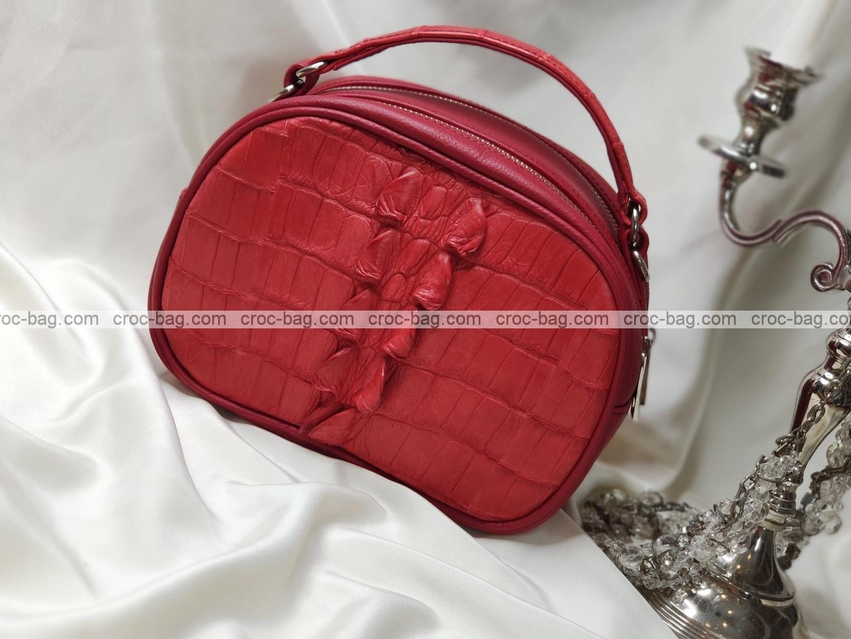 กระเป๋าหนังจระเข้สำหรับผู้หญิง 5334