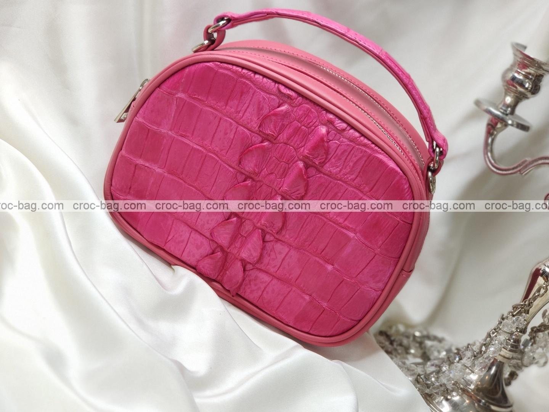 กระเป๋าหนังจระเข้สำหรับผู้หญิง 5330