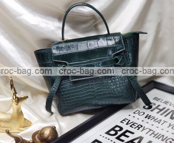 กระเป๋าหนังจระเข้สำหรับผู้หญิง 5322