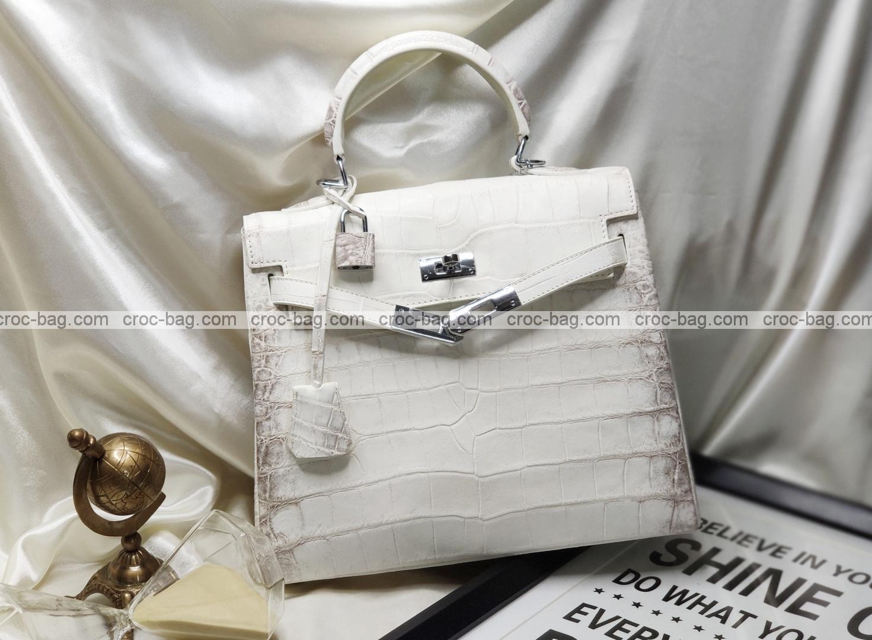กระเป๋าหนังจระเข้สำหรับผู้หญิง 5318
