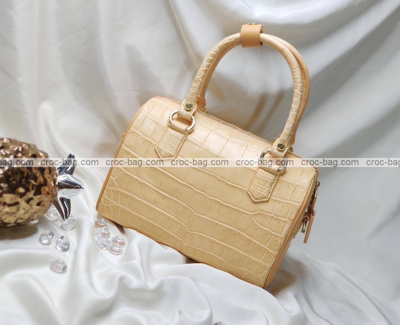 กระเป๋าหนังจระเข้สำหรับผู้หญิง 5316