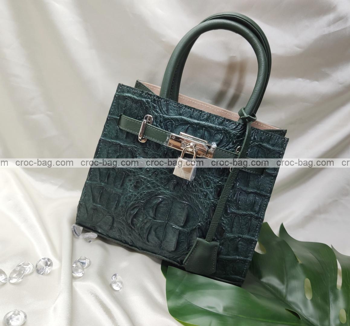 กระเป๋าหนังจระเข้สำหรับผู้หญิง 5435