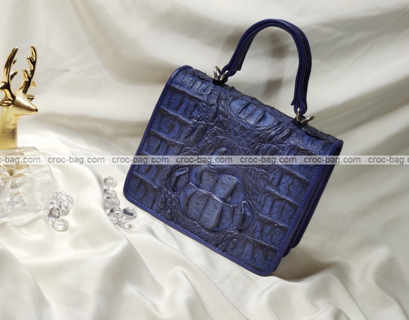กระเป๋าหนังจระเข้สำหรับผู้หญิง 5272