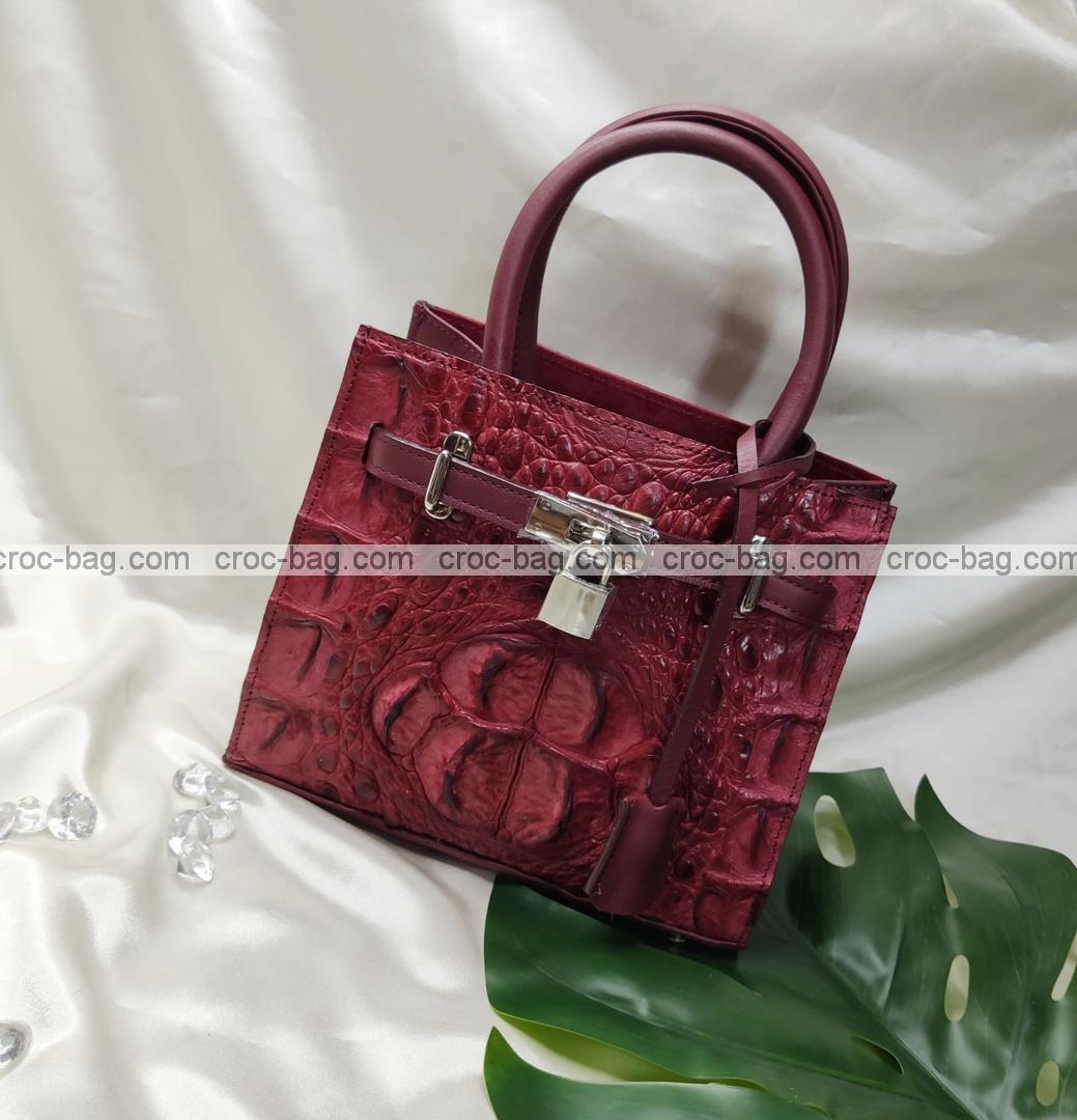 กระเป๋าหนังจระเข้สำหรับผู้หญิง 5437