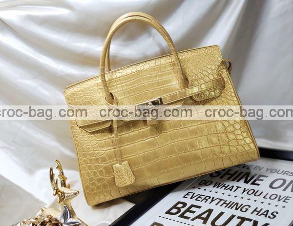 กระเป๋าหนังจระเข้สำหรับผู้หญิง 5269