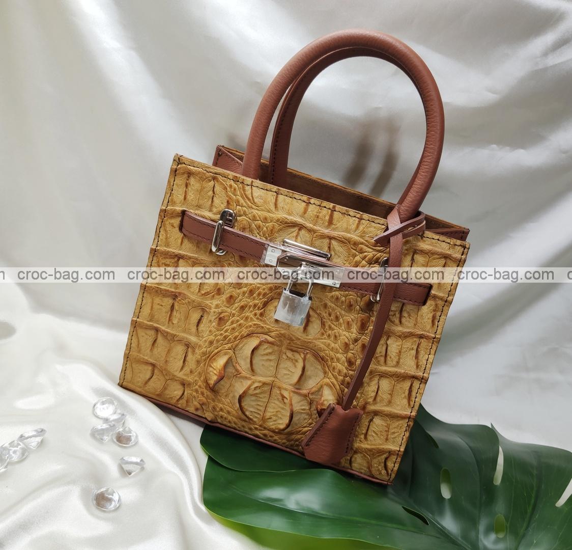 กระเป๋าหนังจระเข้สำหรับผู้หญิง 5438