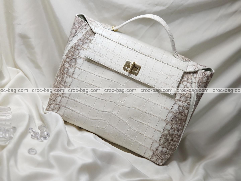 กระเป๋าหนังจระเข้สำหรับผู้หญิง 5266