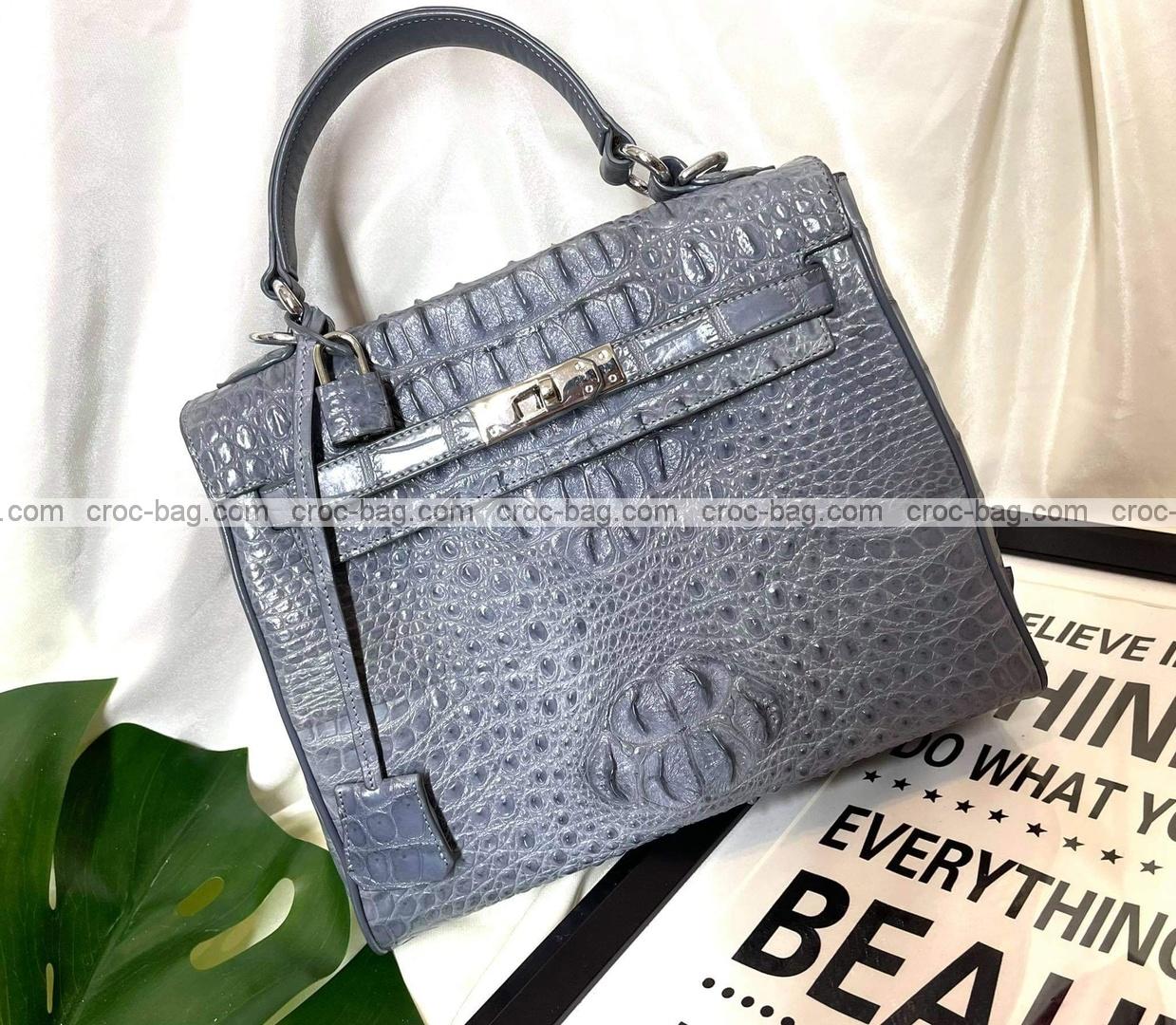 กระเป๋าหนังจระเข้สำหรับผู้หญิง 5302