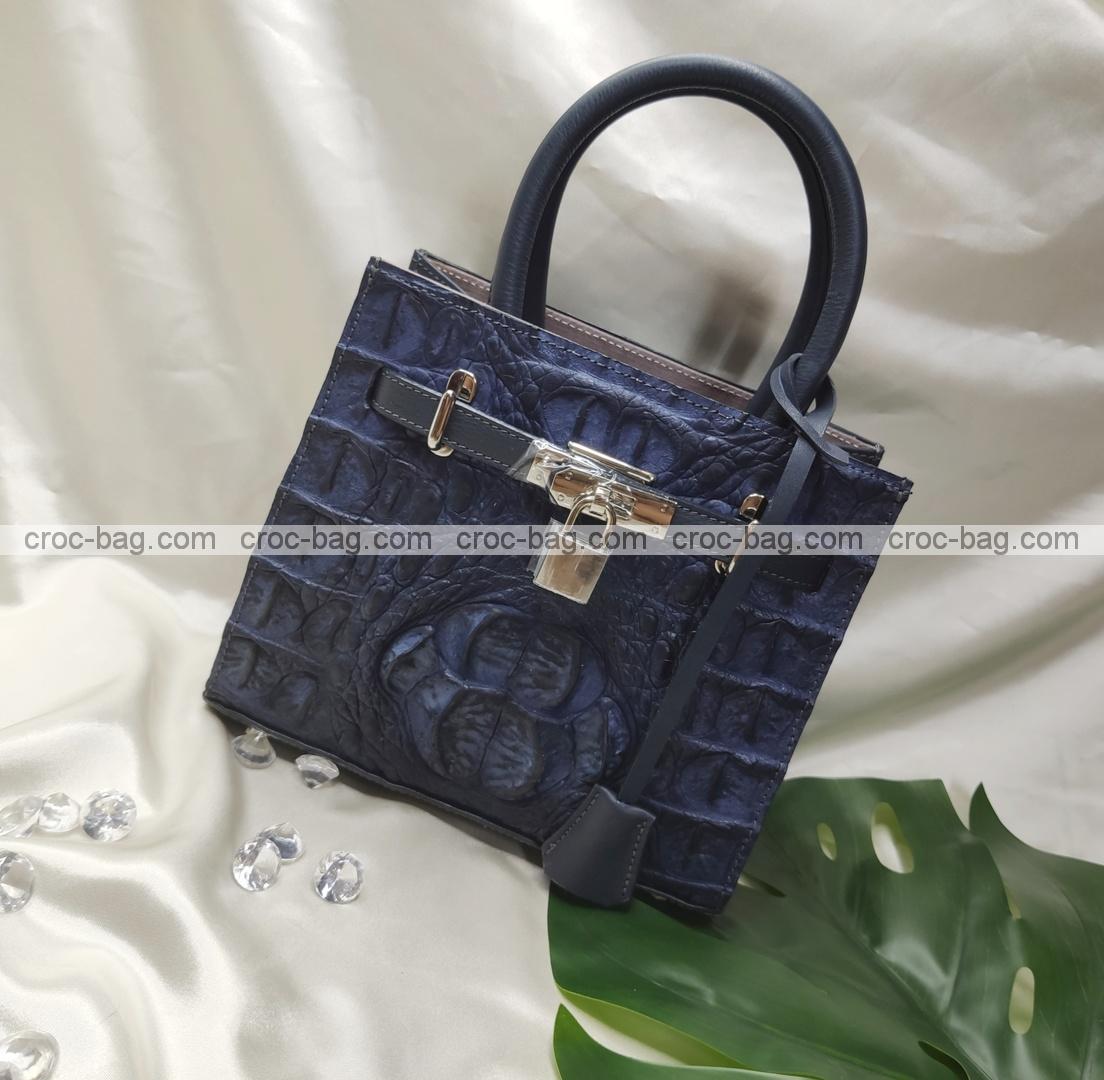 กระเป๋าหนังจระเข้สำหรับผู้หญิง 5436