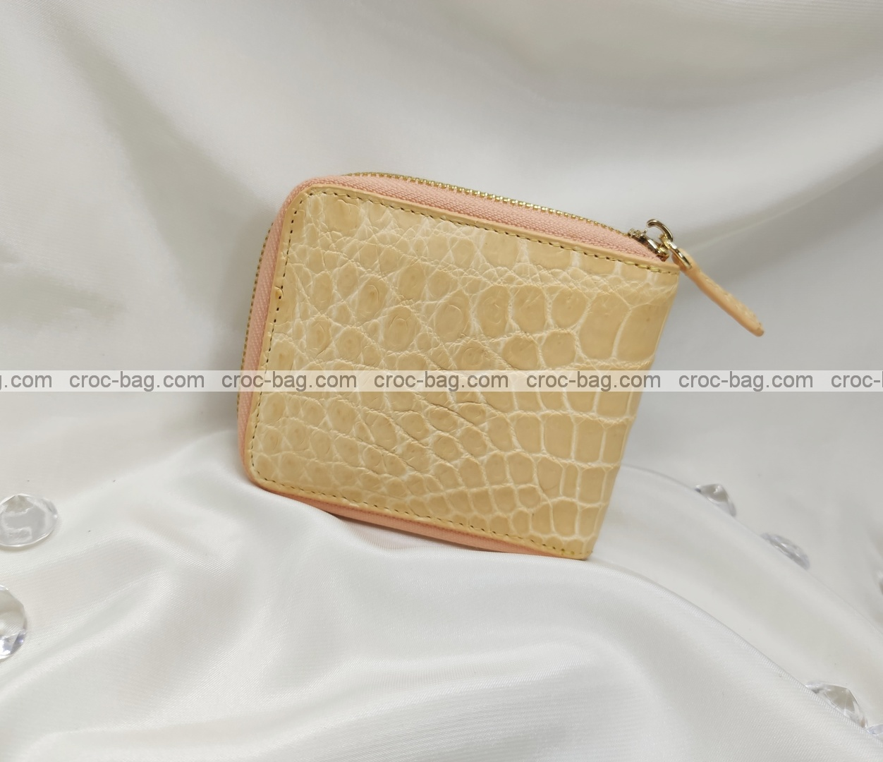 กระเป๋าหนังจระเข้สำหรับผู้หญิง 5370