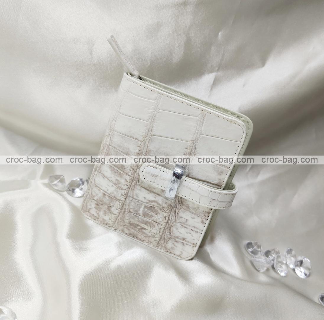 กระเป๋าหนังจระเข้สำหรับผู้หญิง 5336
