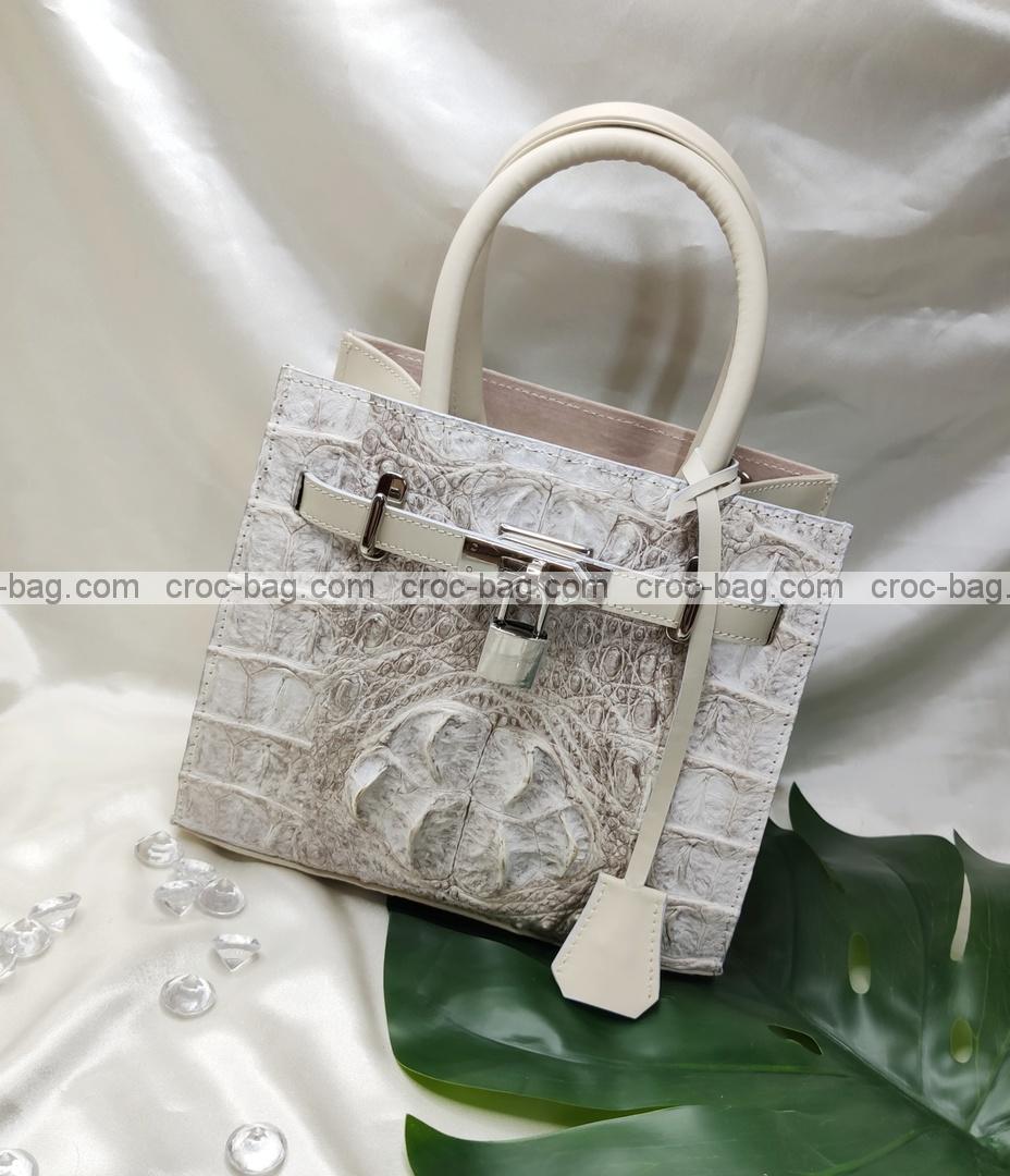 กระเป๋าหนังจระเข้สำหรับผู้หญิง 5439