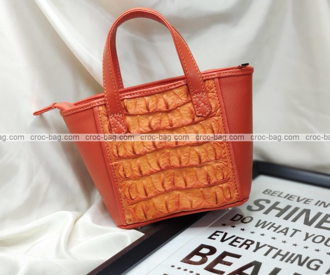 กระเป๋าหนังจระเข้สำหรับผู้หญิง 5471
