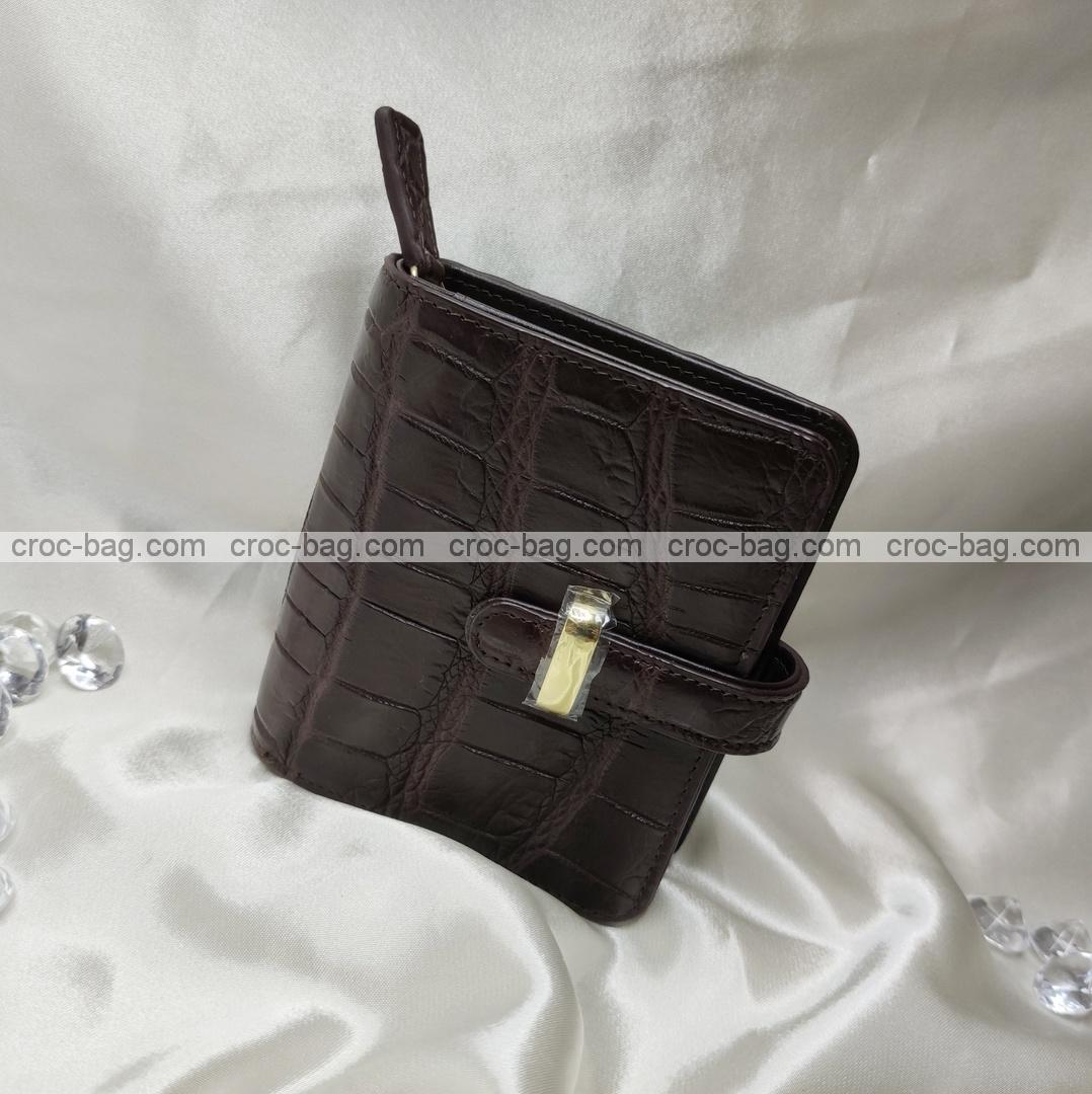 กระเป๋าหนังจระเข้สำหรับผู้หญิง 5341