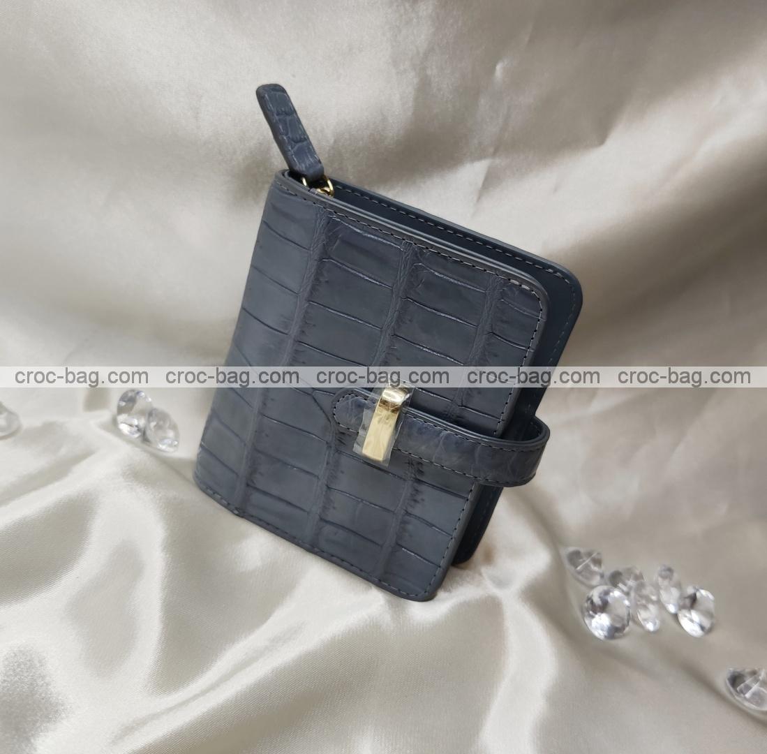 กระเป๋าหนังจระเข้สำหรับผู้หญิง 5340