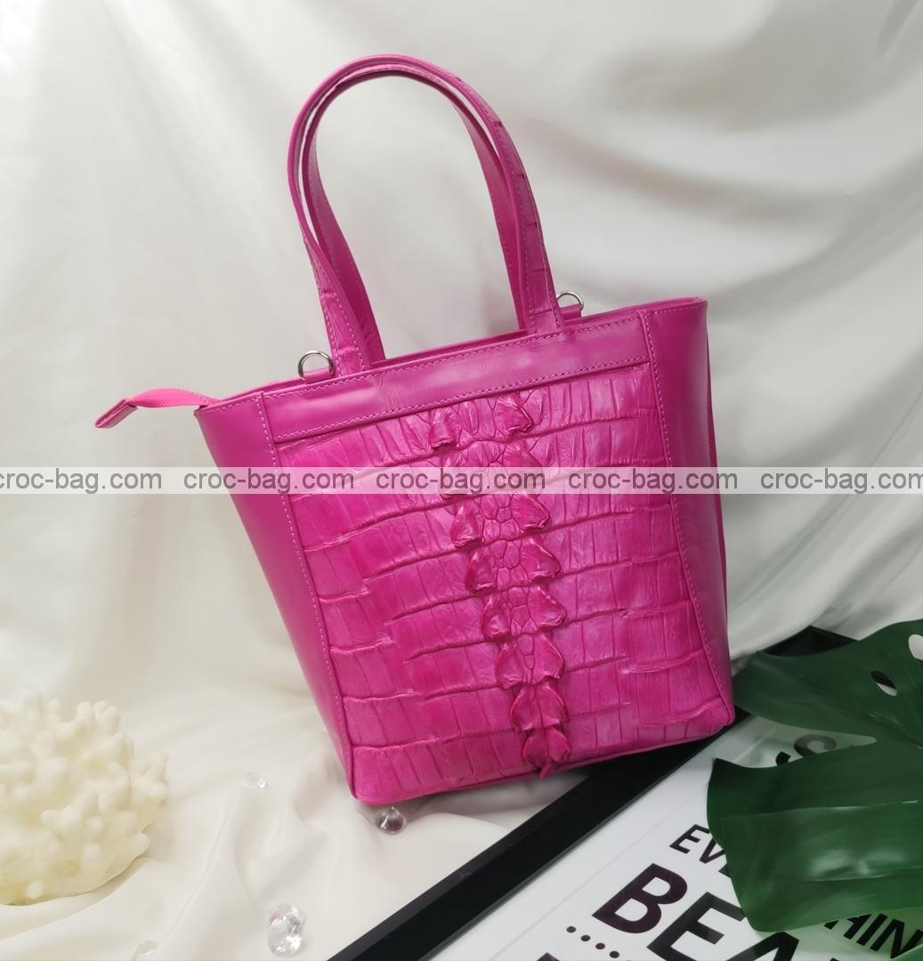 กระเป๋าหนังจระเข้สำหรับผู้หญิง 5448