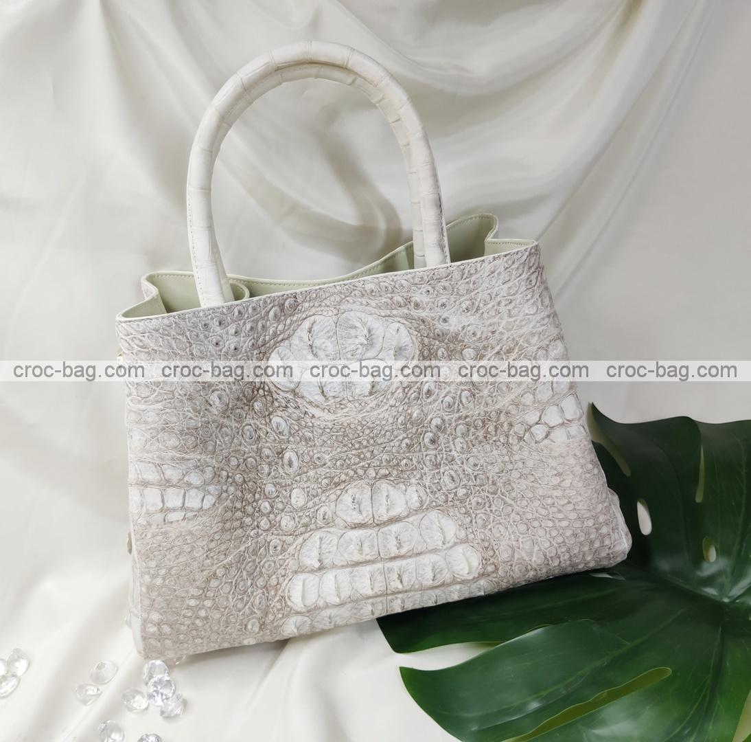 กระเป๋าหนังจระเข้สำหรับผู้หญิง 54246