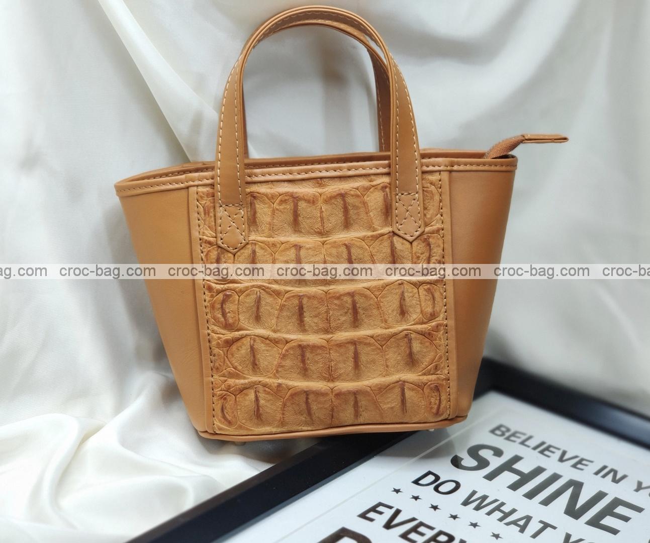 กระเป๋าหนังจระเข้สำหรับผู้หญิง 5469