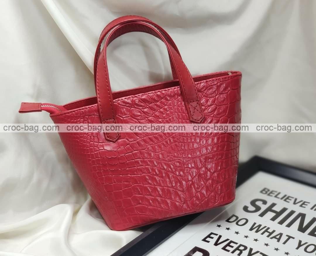กระเป๋าหนังจระเข้สำหรับผู้หญิง 5465