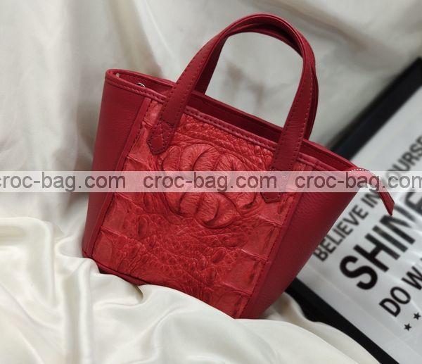 กระเป๋าหนังจระเข้สำหรับผู้หญิง 5474