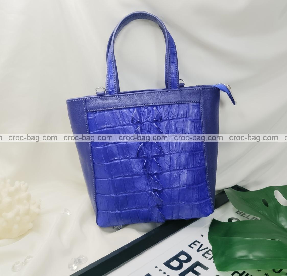 กระเป๋าหนังจระเข้สำหรับผู้หญิง 5446