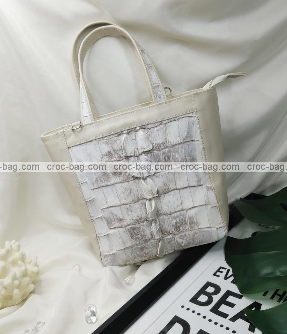 กระเป๋าหนังจระเข้สำหรับผู้หญิง 5450