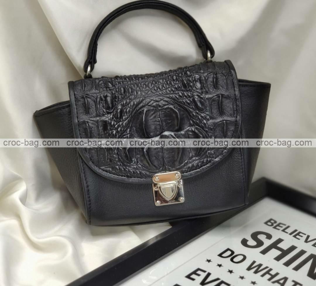กระเป๋าหนังจระเข้สำหรับผู้หญิง 5461