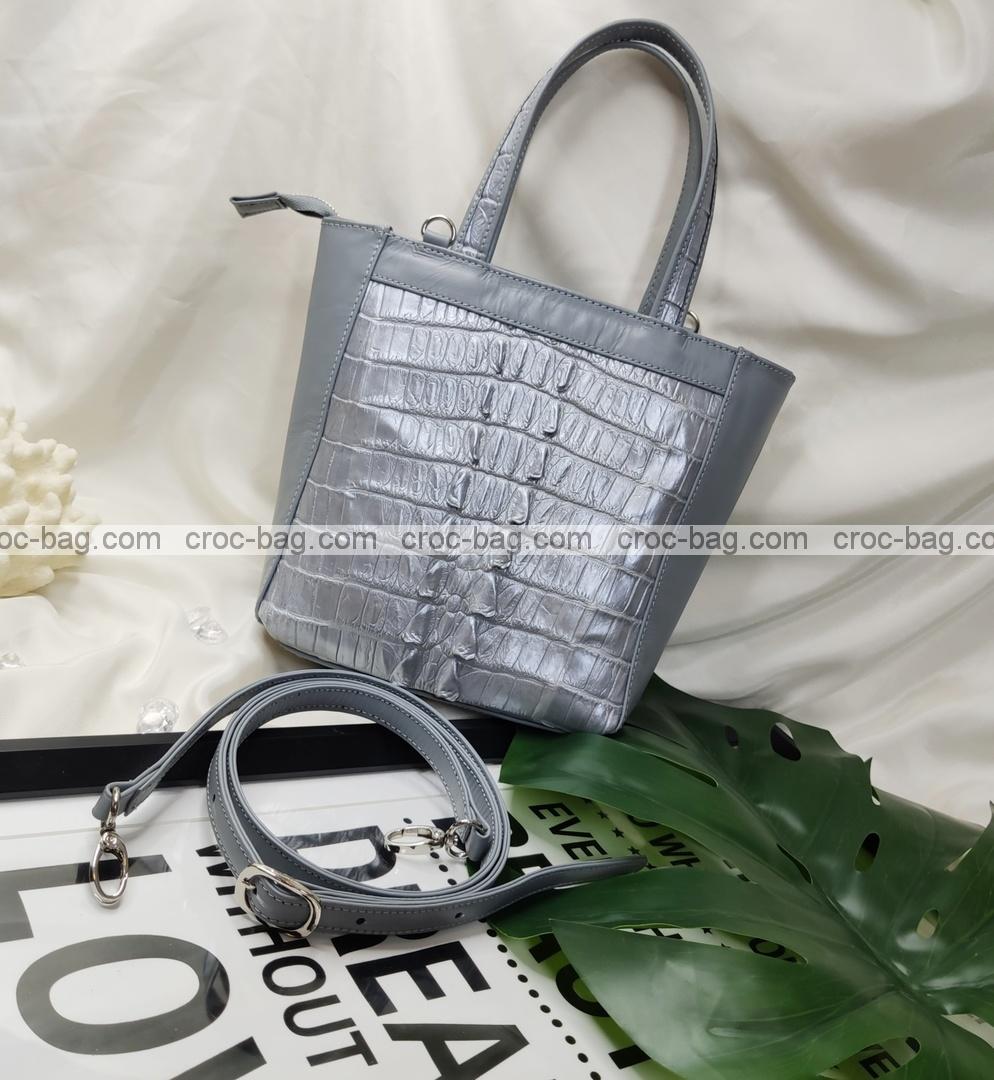 กระเป๋าหนังจระเข้สำหรับผู้หญิง 5442