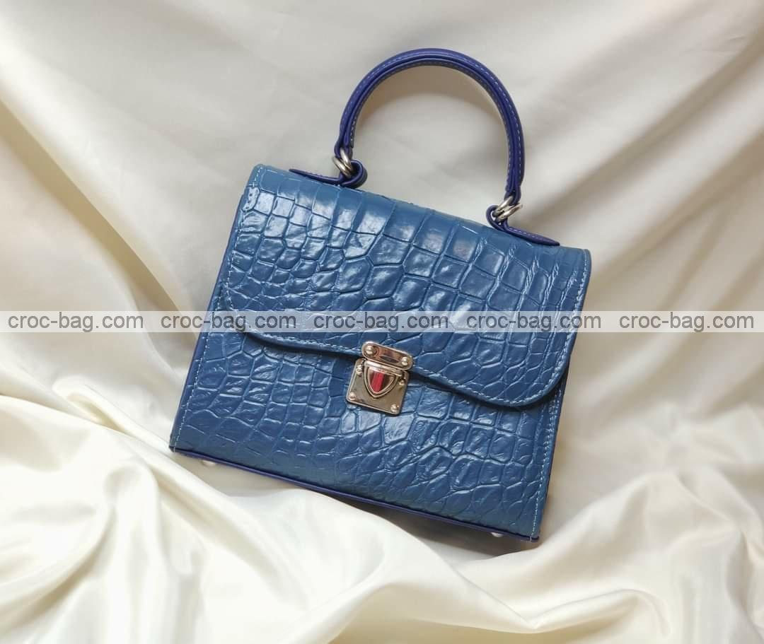 กระเป๋าหนังจระเข้สำหรับผู้หญิง 5464