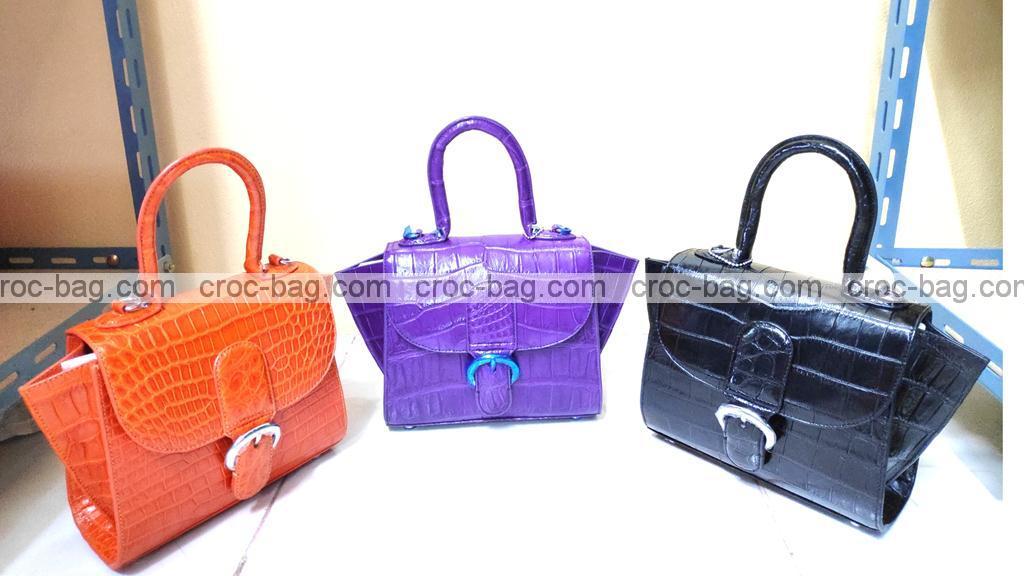 กระเป๋าหนังจระเข้ 3797