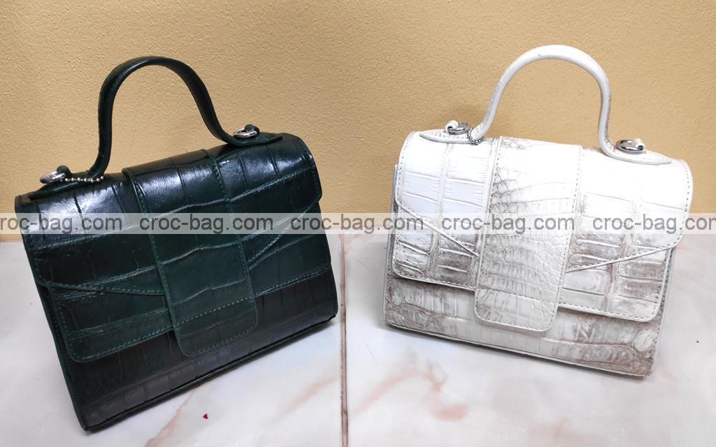 กระเป๋าหนังจระเข้ 3810