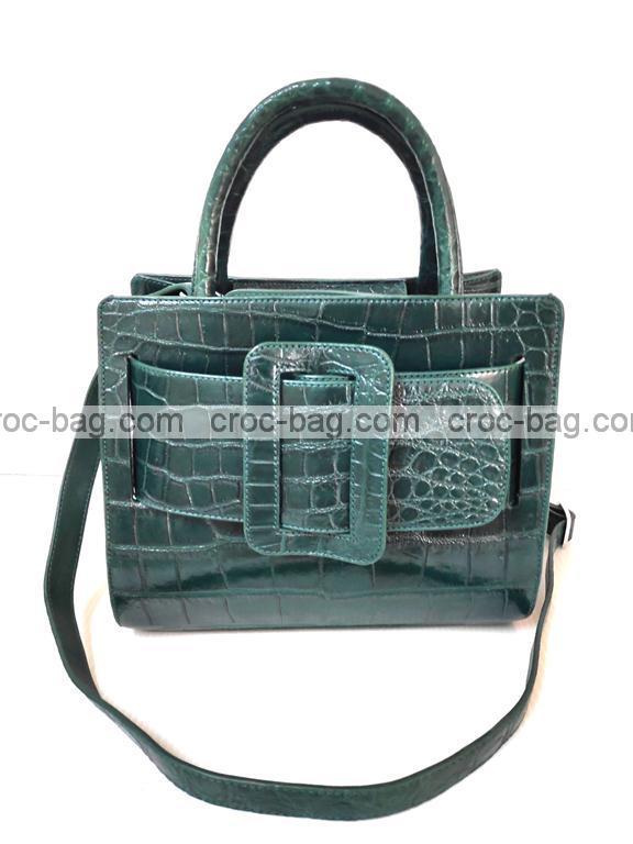 กระเป๋าหนังจระเข้ 3811