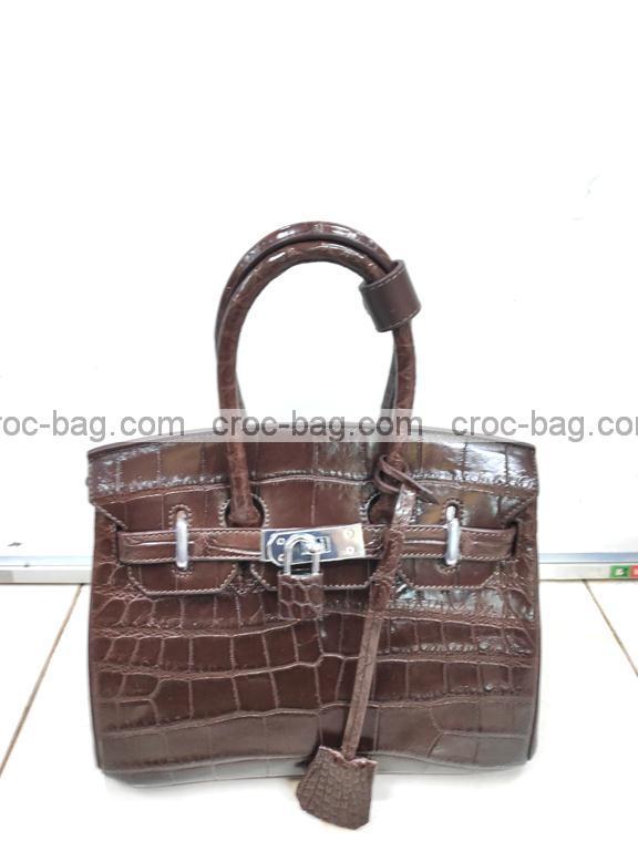 กระเป๋าหนังจระเข้ 3836