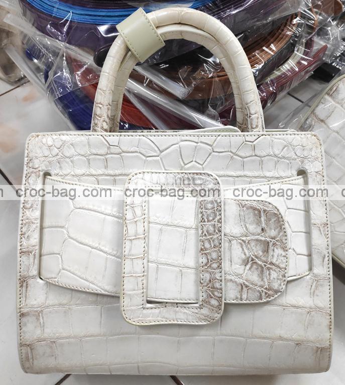 กระเป๋าหนังจระเข้ 3872