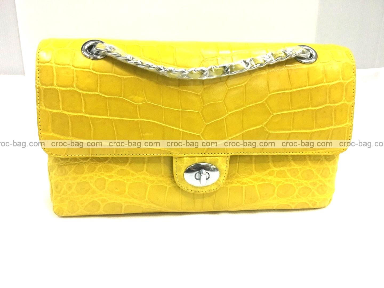 กระเป๋าหนังจระเข้ 4065