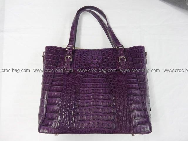 กระเป๋าถือหนังจระเข้สำหรับคุณผู้หญิง 768